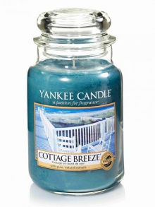 - Yankee Candle COTTAGE BREEZE classic velký 623 g