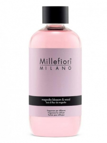 - Millefiori NÁPLŇ DO DIFUZÉRU NATURAL 250ml MAGNOLIA BLOSSOM AND WOOD