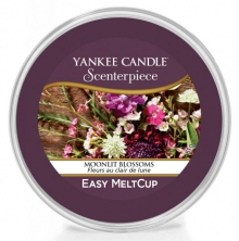 - Yankee Candle Scenterpiece Easy MeltCup MOONLIT BLOSSOMS 61 g